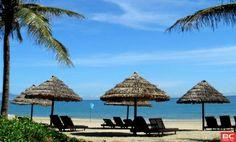 Hoi An beach & ancient town