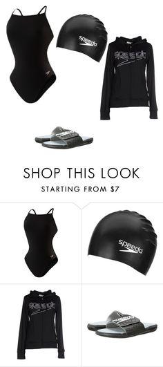 """""""Swim wear"""" by sarahmackenzie21 ❤ liked on Polyvore featuring Speedo"""