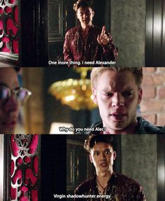 Shadowhunters S01E06 - Of Men and Angels