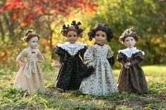 Sewing Doll Clothes, Girl Doll Clothes, Girl Dolls, Dress Patterns, Doll Patterns, Clothes Patterns, Evening Gown Pattern, La Girl, Doll Costume