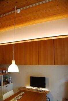 ローコストなシームレスLED間接照明(案) | 木のマンションリフォーム・リノベーション-マスタープラン一級建築士事務所