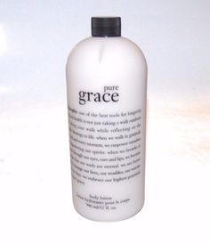 Philosophy PURE GRACE Body Lotion NEW Sealed 32 oz  #Philosophy #puregrace