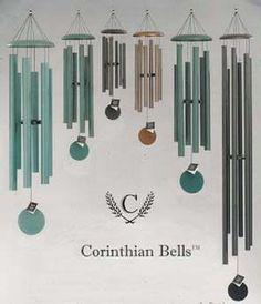 Corinthian Bells windchimes.