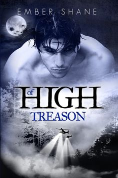Of High Treason (The Doyle Hawthorne Series Book 2) by Ember Shane.  Paranormal romance, royal zombies