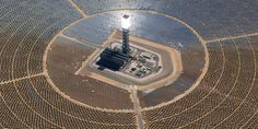 The Worlds Largest Coal Supplier Is Building a Giant Solar Plant