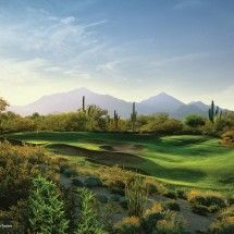 Grayhawk Golf Club in North Scottsdale, AZ.  Just minutes from our Lone Mountain community!  http://grayhawkgolf.com/golf/