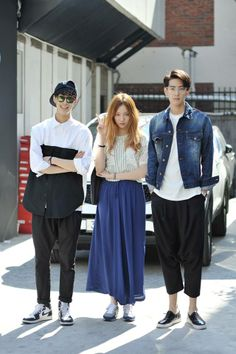 kim pill su - lee sung kyung - cho minho