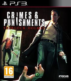 Crimes & Punishments - Sherlock Holmes PS3 NUOVO!!!