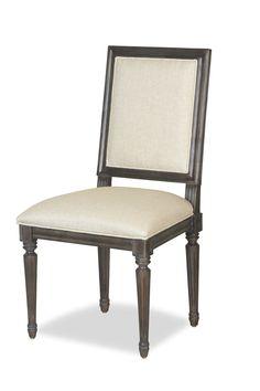 Berkeley 3 Bergere Side Chair (Set of 2)