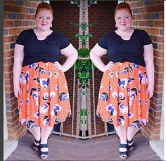 plus size marie-top Plus Size Skirts, Plus Size Outfits, Plus Size Beauty, Street Fashion, Perfect Fit, Latest Trends, Midi Skirt, Curvy, Outfit Ideas