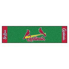 St. Louis Cardinals MLB Putting Green Runner (18x72)