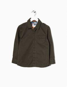 ZIPPY Boy Shirt #563379 #zyspring16 Find it here!