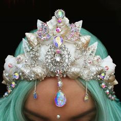 Mermaid Crown …