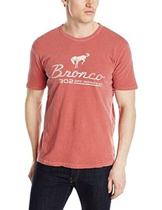 ce08a71161b30 Lucky Brand Mens Ford Bronco Graphic Tee