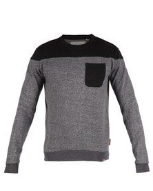 Sweatshirts for Men at Zando with the BEST prices. Shop now and get SAFE and SECURE payment options with FAST and FREE delivery anywhere in South Africa. Sweatshirts Online, Mens Sweatshirts, Hoodies, Men Online, Sport T Shirt, Grey Sweatshirt, Shirt Shop, Men Sweater, Pullover