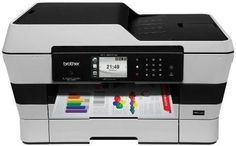 Brother International Corporat Spend Less For More Pages: Business Smart Pro Inkjet All-in-one Wi