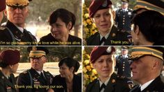 The Good-Bye's to Jeremy Sherwood David Burton, Sarah Burton, He Is Alive, Army Wives, Band Of Brothers, Sons, Tv Shows, It Cast, American