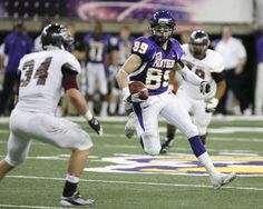 LeMaster Named To CFPA FCS Wide Receiver Award Watch List