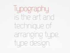 20 Ultra Light and Elegant Fonts for Web Designers