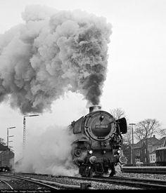 RailPictures.Net Photo: 012 066 Deutsche Bundesbahn Steam 4-6-2 at Meppen, Germany by J Neu, Berlin