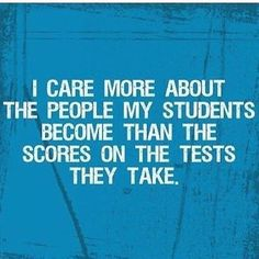 If only the education system felt the same way...  (via @inspire_teachers)