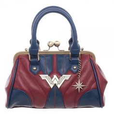 Wonder Woman Couture Handbag – The Pink Controller