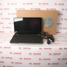 Portátil HP ENVY TOUCHSMART 15 NOTEBOOK PC 15-J008SS E280307 | Tienda online de segunda mano en Barcelona Re-Nuevo