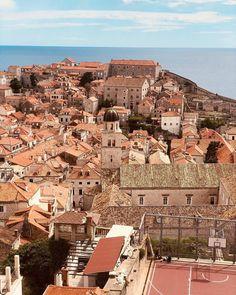 Old City, Dubrovnik, Croatia, Paris Skyline, Travel Destinations, World, Places, Instagram Posts, Travelling