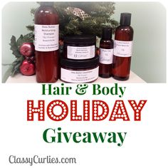 Giveaway Entry is Now Open! Win a basket FULL of products!