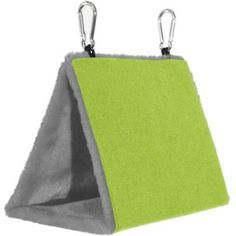 Small Green Snuggle Hut for Birds by Prevue Pet 1163