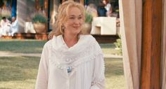 Style on the Big Screen: Meryl Streep in It's Complicated   The Style Café