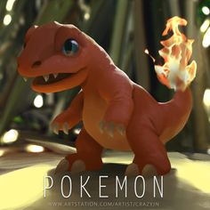 ArtStation - POKEMON, Crazy JN