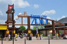 Kansas City Zoo. I haven't been to see the new Polar Bear Exhibit.. I think it's over priced. I'd rather visit Omaha Zoo