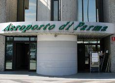 Vliegen naar Parma....