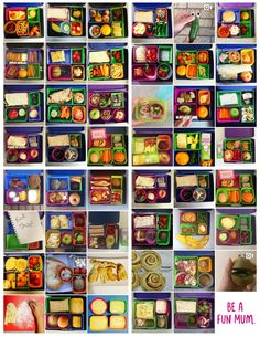 Lunch Box Ideas - beafunmum.com