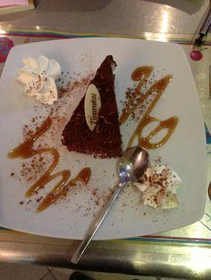 Tiramisu Veranda Restaurant, Greek Dishes, Refreshing Drinks, Tiramisu, Homemade, Cake, Desserts, Food, Kuchen