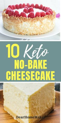try these 10 creamy and yummy sugar-free no-bake Cheesecake that are keto friendly and helps in weight loss. try these 10 creamy and yummy sugar-free no-bake Cheesecake that are keto friendly and helps in weight loss. Keto Desserts, Keto Friendly Desserts, Sugar Free Desserts, Keto Snacks, Low Sugar Snacks, Frozen Desserts, Low Carb Keto, Low Carb Recipes, Diet Recipes