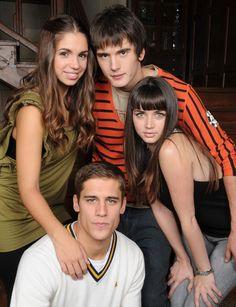 Marcos, Ivan, Carolina, Vicky