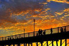 Oceanside Pier - August 9, 2012