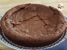 Receita Sobremesa : Bolo de chocolate simples e cremoso de PetitChef_PT