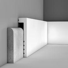 SX171 - Cubre rodapié | Zócalos | Elementos de suelo | Orac Decor