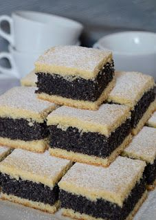 Bakery Recipes, Baby Food Recipes, Sweet Recipes, Cookie Recipes, Köstliche Desserts, Sweet Desserts, Dessert Recipes, Hungarian Desserts, Hungarian Recipes