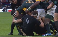 Video. Rugby World Cup 2015. Semi-final: New Zealand vs. South Africa. 2nd half. ... 15  PHOTOS        ... This was an intriguing match to watch for the All Blacks fans in the crowd of 80,000...South Africa started better ...A brilliant dropped goal by Dan Carter ... turned things around        Original article:         http://softfern.com/NewsDtls.aspx?id=1049&catgry=3            #all goals
