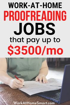 Looking for legit proofreading jobs online? Here's a list of companies with editing and proofreading jobs for beginners and pros. Legit Work From Home, Legitimate Work From Home, Work From Home Jobs, Personal Qualities, Work From Home Companies, Grammar And Punctuation, University Degree, Flexible Working, Proofreader