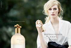 Julia Nobis stars in Bottega Veneta Knot Eau Florale campaign