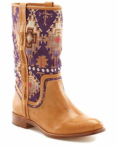 """Such a pretty Ella Moss boot! """"Renee"""" Leather Boot"""