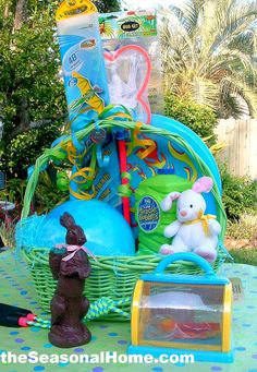 easter basket ideas - Google Search