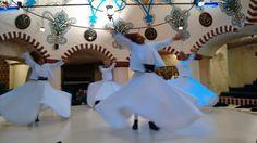 Dazzeling dancing derwishen