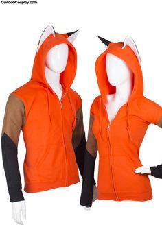 FireFox Hoodie. Want!