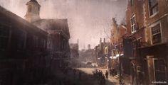 Assassin's Creed 3 - Artworks & Konzeptgrafiken